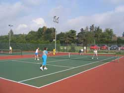 Players And Courts